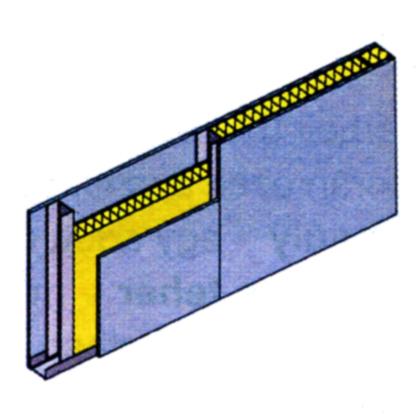 Szárazépítéses padlószerkezet
